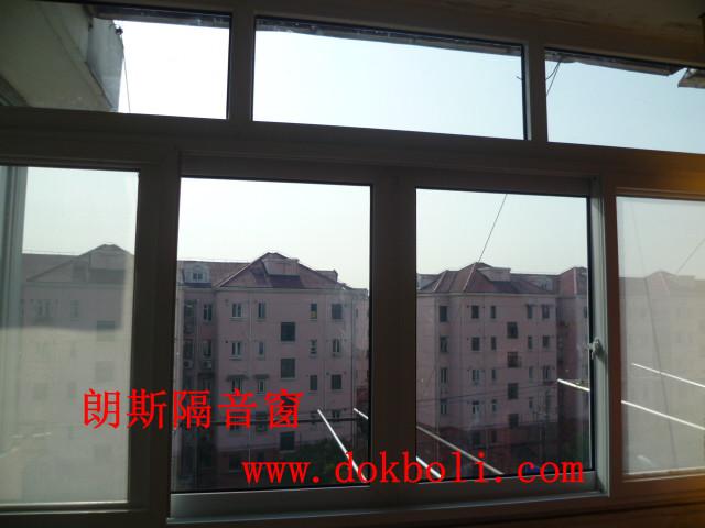 隔音玻璃--上海隔音窗最好隔音窗
