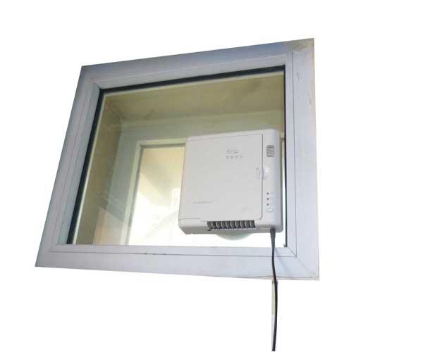 深圳隔音玻璃--朗斯通风隔音窗D